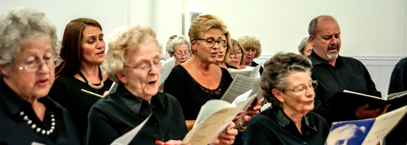 Ayr Choral Rehearsals